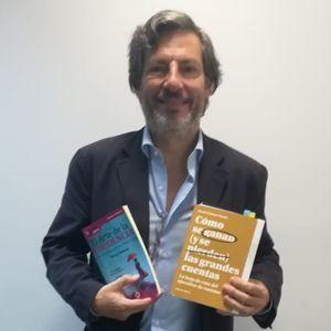 Daniel Gómez Visedo ya tiene su GuíaBurros: El arte de la prudencia