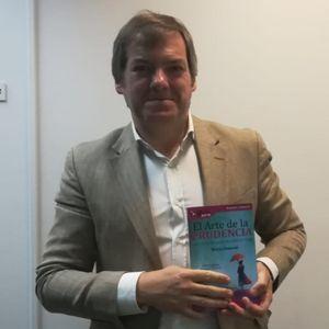 José Luis Gugel ya tiene su GuíaBurros: El arte de la prudencia