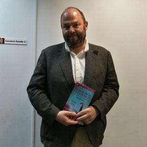 Jesús Contreras ya tiene su GuíaBurros: El arte de la prudencia