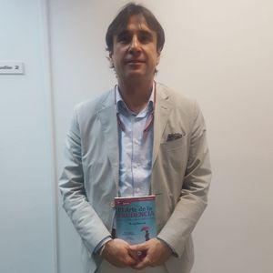 Nilo García Valle ya tiene su GuíaBurros: El arte de la prudencia