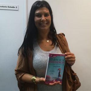 Macarena Cutillas ya tiene su GuíaBurros: El arte de la prudencia