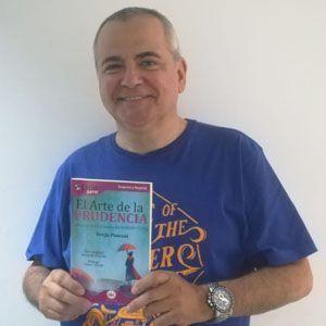 Juanma Romero ya tiene su GuíaBurros: El arte de la prudencia