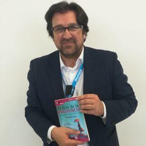 Luis Miguel Belda ya tiene su GuíaBurros: El arte de la prudencia