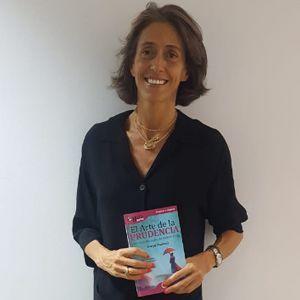 Belén Izquierdo ya tiene su GuíaBurros: El arte de la prudencia